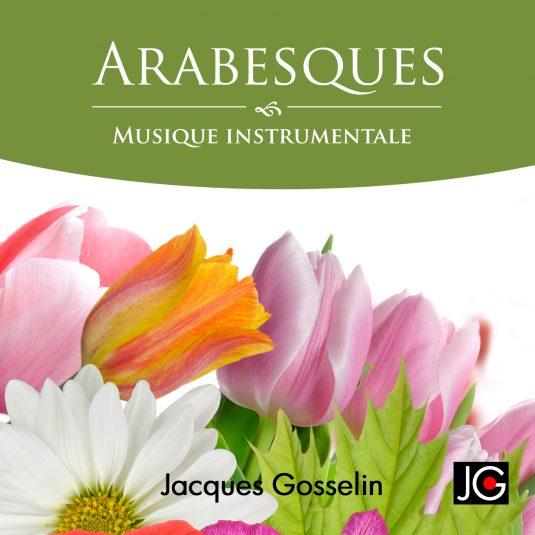 Image de l'album Arabesques de Jacques Gosselin