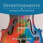 Image de l'album Divertissements de Jacques Gosselin