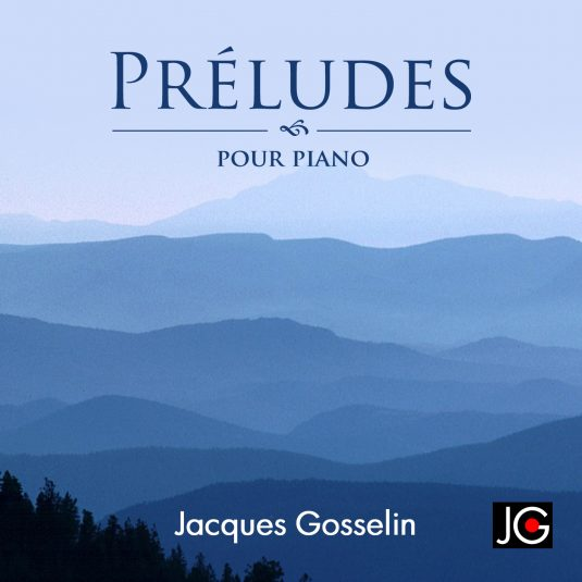 Jacques Gosselin - Compositeur musique classique piano