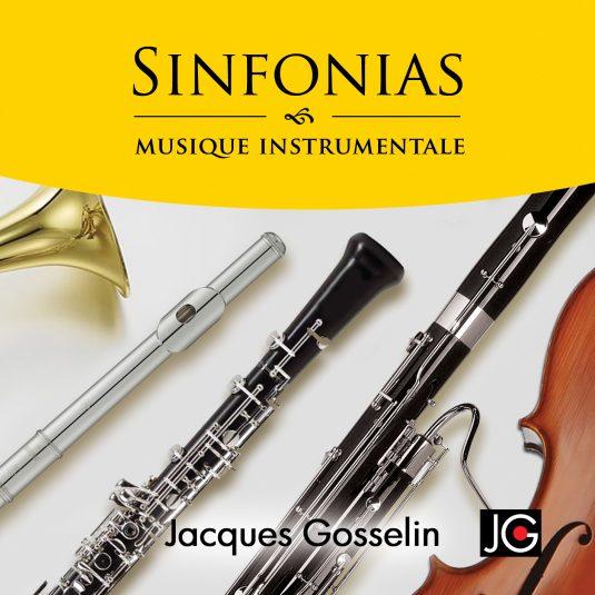 Image album Sinfonias de Jacques Gosselin