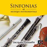 Couverture Album Sinfonias