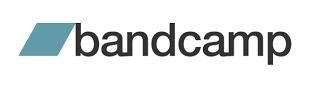 Liens vers le site Bandcamp
